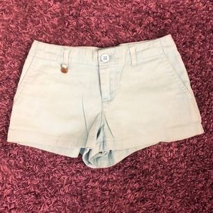 Ralph Lauren girls blue shorts